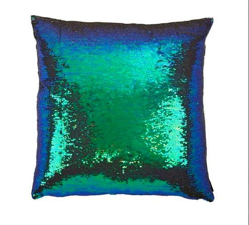 Magical Mermaid Pillows Are Like Mood Rings For Your Couch