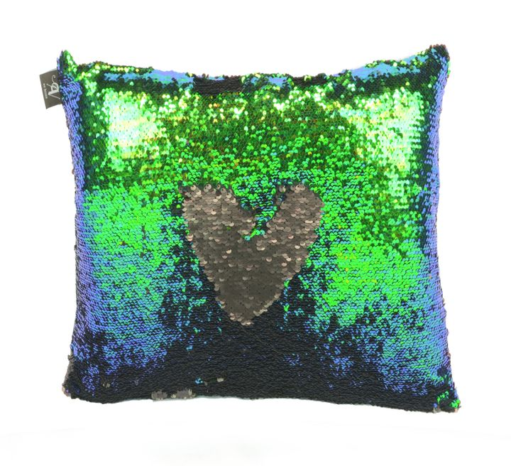 magical mermaid pillows are like mood rings for your couch - Color Changing Pillow