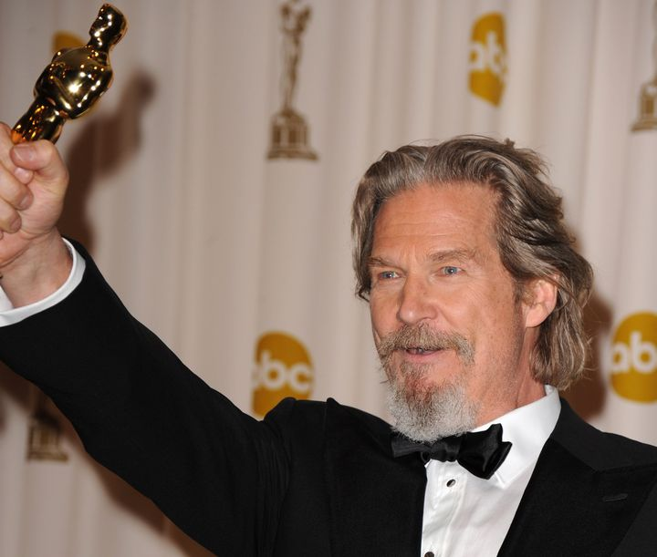 "After well over 30 years of nominations, Jeff Bridges won his first Academy Award, thanks to his performance in ""Crazy H"