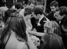 19 Emotional Wedding Moments That Will Make You Teary-Eyed Too
