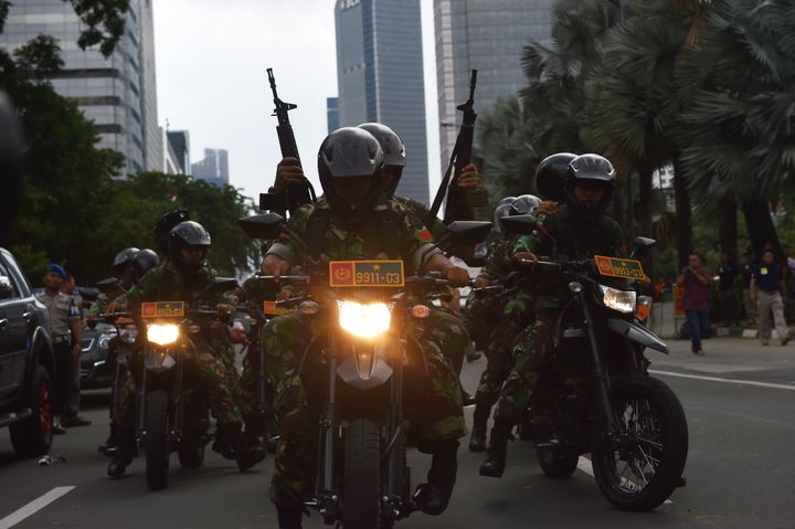 Indonesia has the world's largest Muslim population. The country's police have been successful in destroying domestic militan