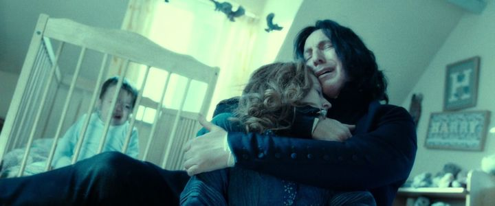 We'll miss you, Snape.