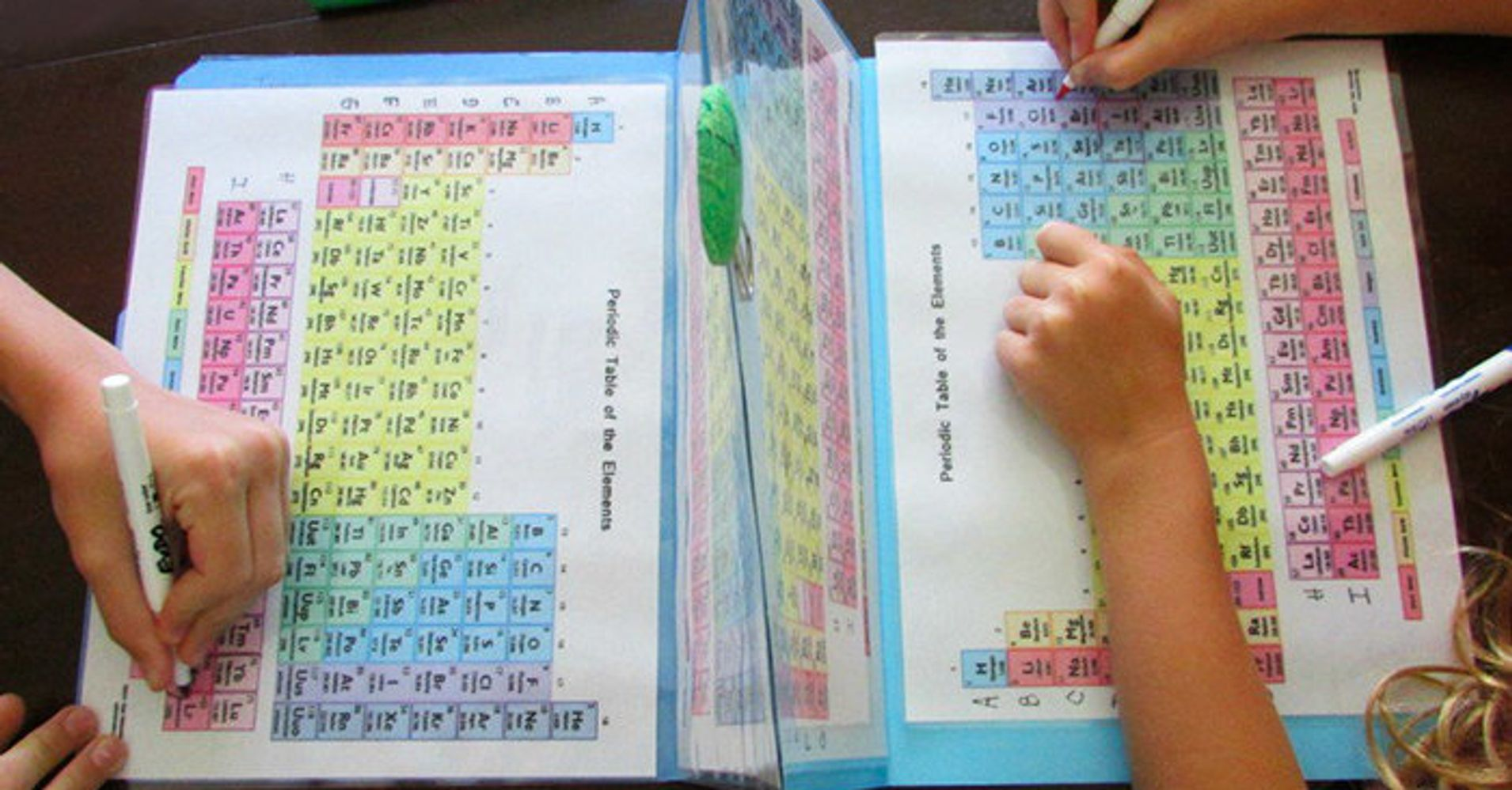 Mom creates periodic table battleship game to teach her kids mom creates periodic table battleship game to teach her kids chemistry huffpost urtaz Image collections