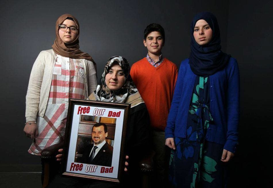 Salim Alaradi will learn the charges against him at the start of the trial on Jan. 18. His family has campaigned for his free