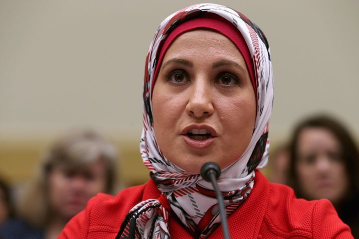 Sarah Hekmati testified before the House Foreign Affairs Committee in June about her brother's continued imprisonment.