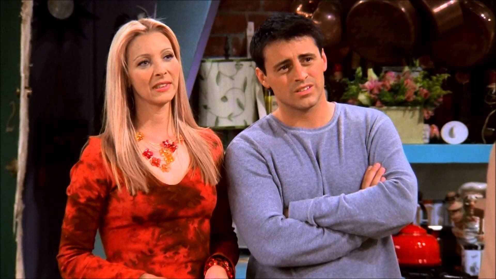 And Joey Ever Did Hook Up Phoebe undivided