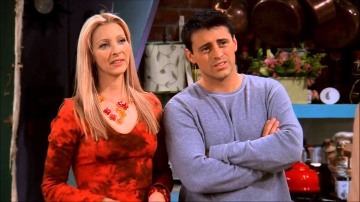 This Is The Reason Joey And Phoebe Never Hooked Up On 'Friends