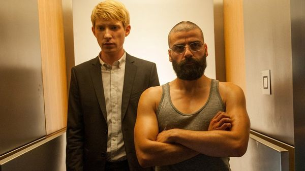 """Best Supporting Actor,""""Ex Machina"""""""