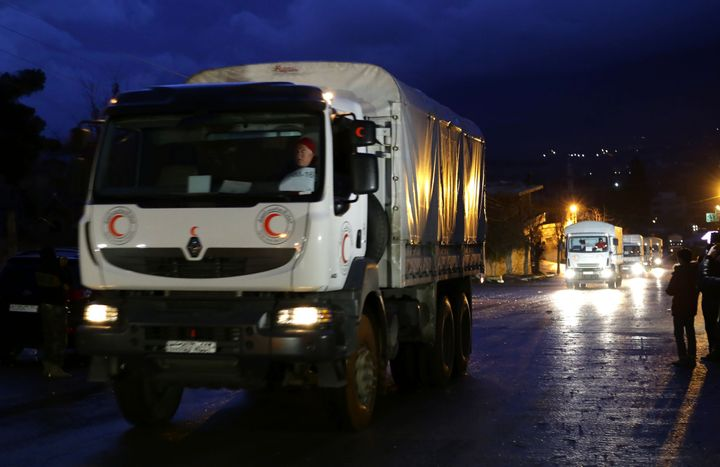 The Syrian government finally lifted its blockade on Madaya earlier this week. At least 28 people have died of starvation sin