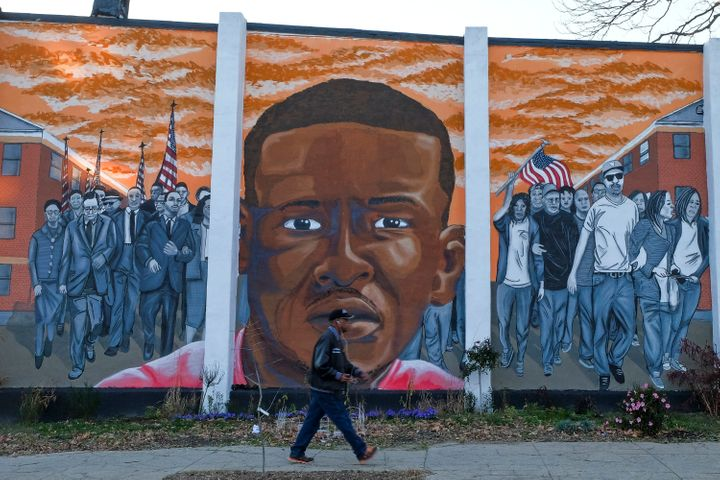 Freddie Gray died after a rough ride in a Baltimore police van.