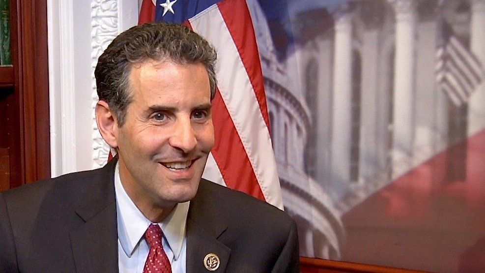 John Sarbanes wants to create incentives for small-dollar campaign donors.