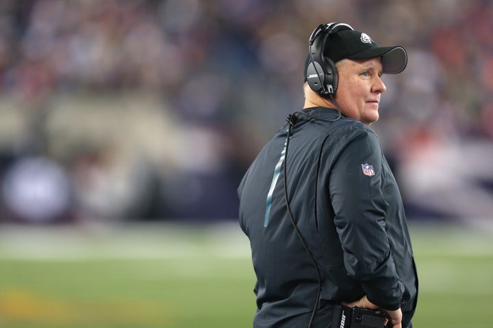 Despite his reputation as an offensive guru, Kelly's Eagles only ranked12th in yards and 13th in scoringduring th