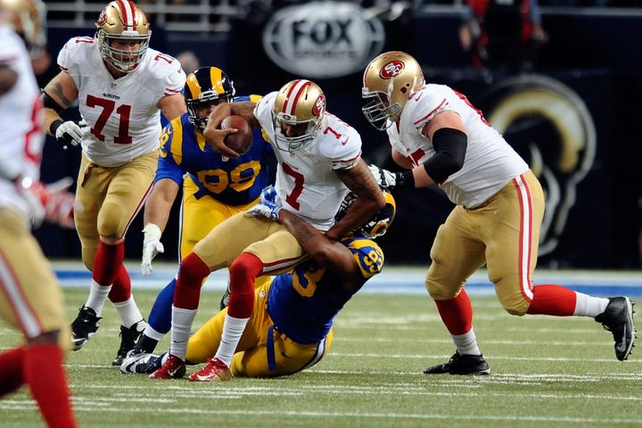 Kelly will be tasked with repairing the confidence of 49ers quarterback Colin Kaepernick, coming off the worst season of his