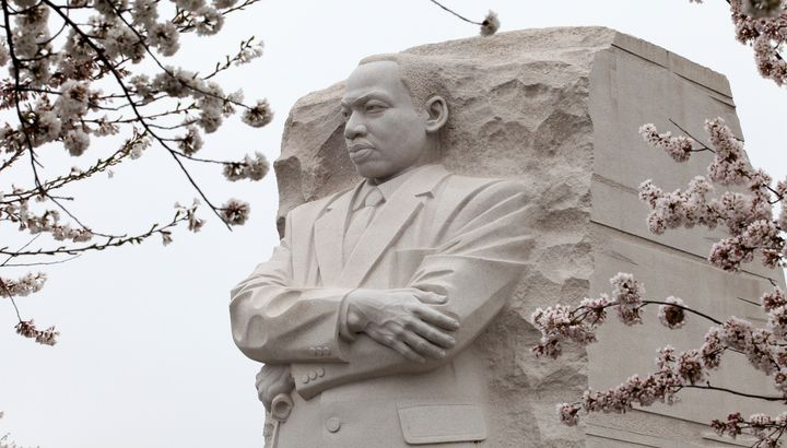 The Dr. Martin Luther King, Jr. Memorial in Washington, D.C.