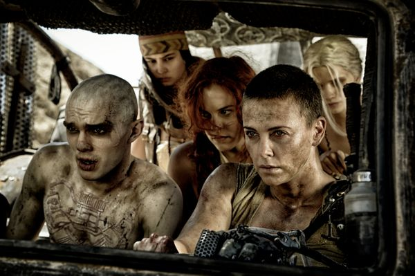 "With 10 nominations, ""Mad Max"" is second only to ""The Revenant"" as the year's most-honored film. That means its visibility is"