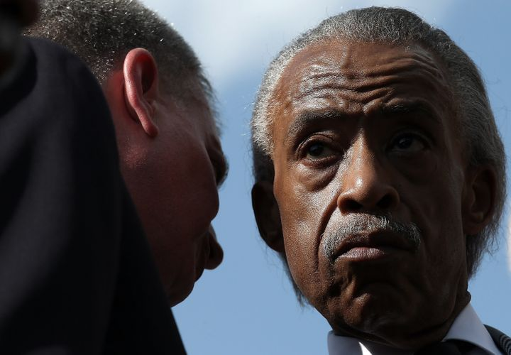 Sharpton's National Action Network urges viewers to boycott the Oscar's Feb. 28, telecast.