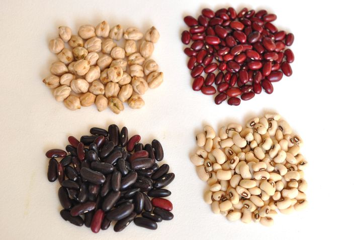 High fiber foods, like beans, for example, may help you sleep more soundly.
