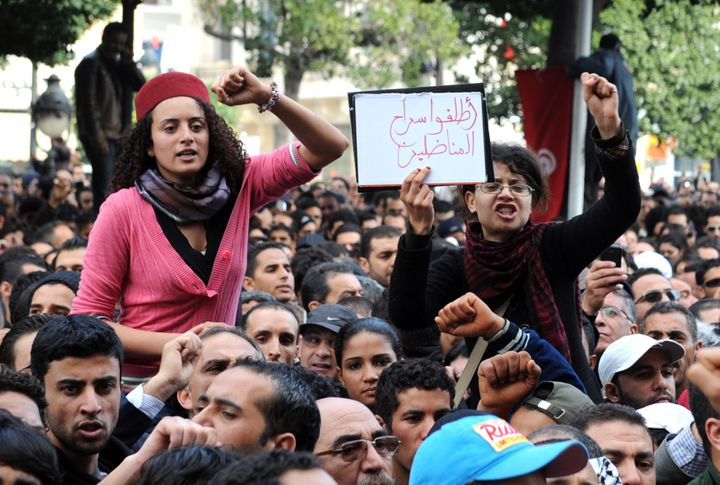 In January 2011, thousands of Tunisians took to the streets, demanding the departure of President Zine El Abidine Ben Al
