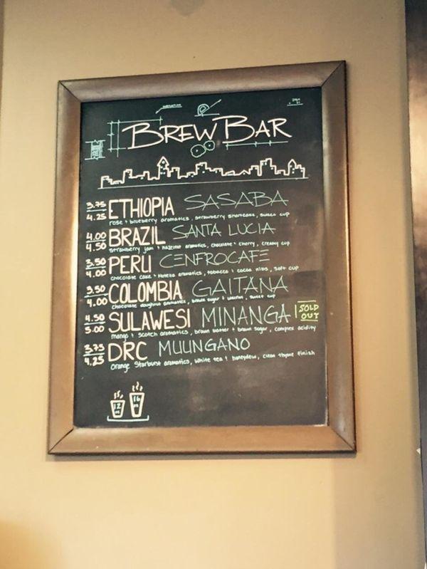 """<strong><a href=""""https://foursquare.com/v/caffe-pronto/49e8ad03f964a52063651fe3"""" target=""""_blank"""">Caffe Pronto</a>:</str"""