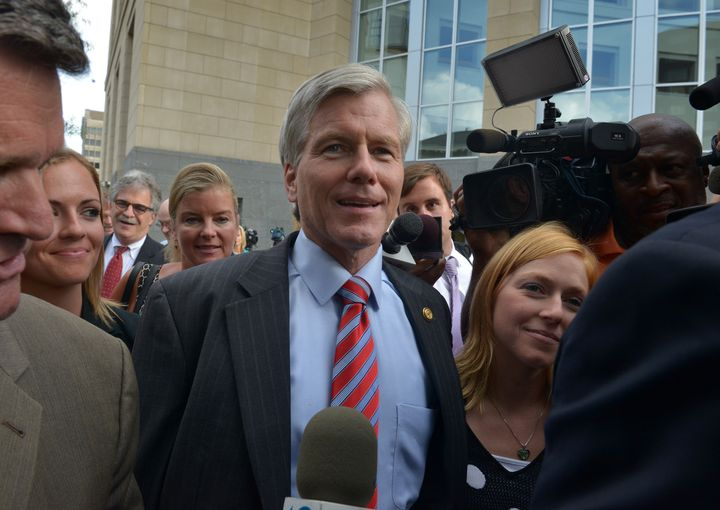 Bob McDonnell will remain free while the Supreme Court reviews his federal corruption convictions.