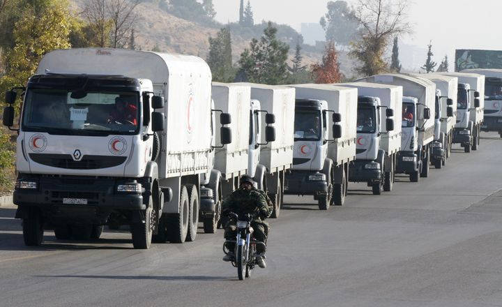 While aid convoys managed break thesieges on Madaya, Fou'a and Kafraya this week, there are some 48 other besieged comm