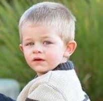 Noah Chamberlin, 2, of Pinson, Tennessee, has been missing since Thursday afternoon, authorities say.