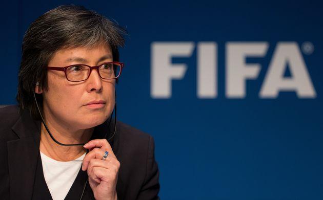 Maya Dodd of FIFA