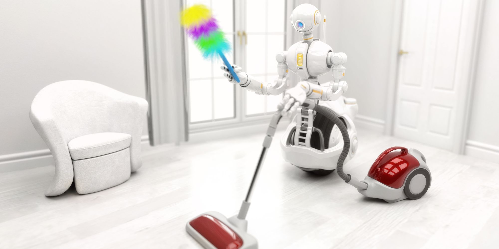 Robots will replace 5 million workers by 2020 report Best home tech products