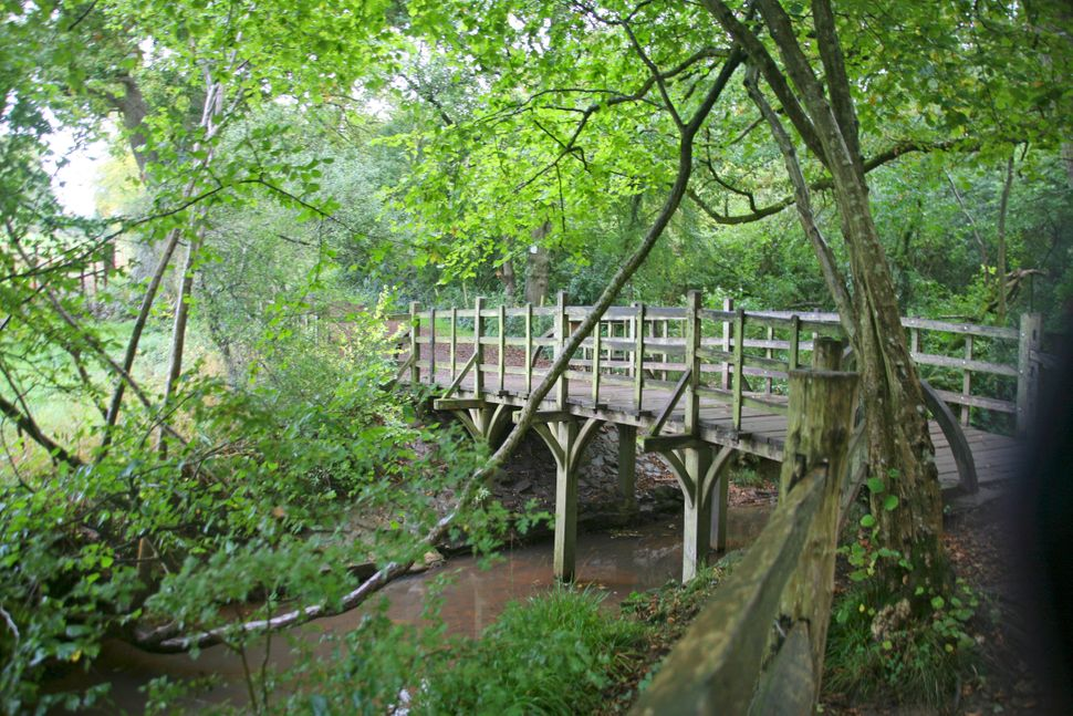 Poohsticks Bridge.