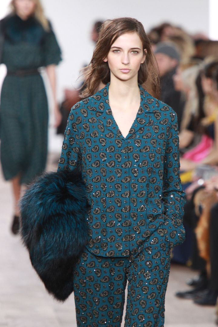 Michael Kors at New York Fashion Week, Fall 2015