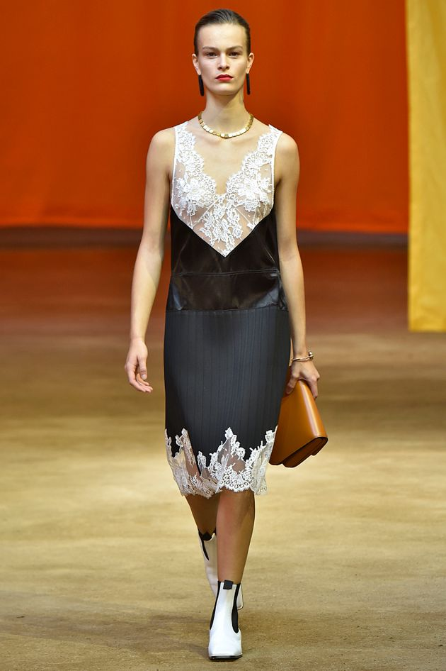 Celine at Paris Fashion Week, Spring/Summer