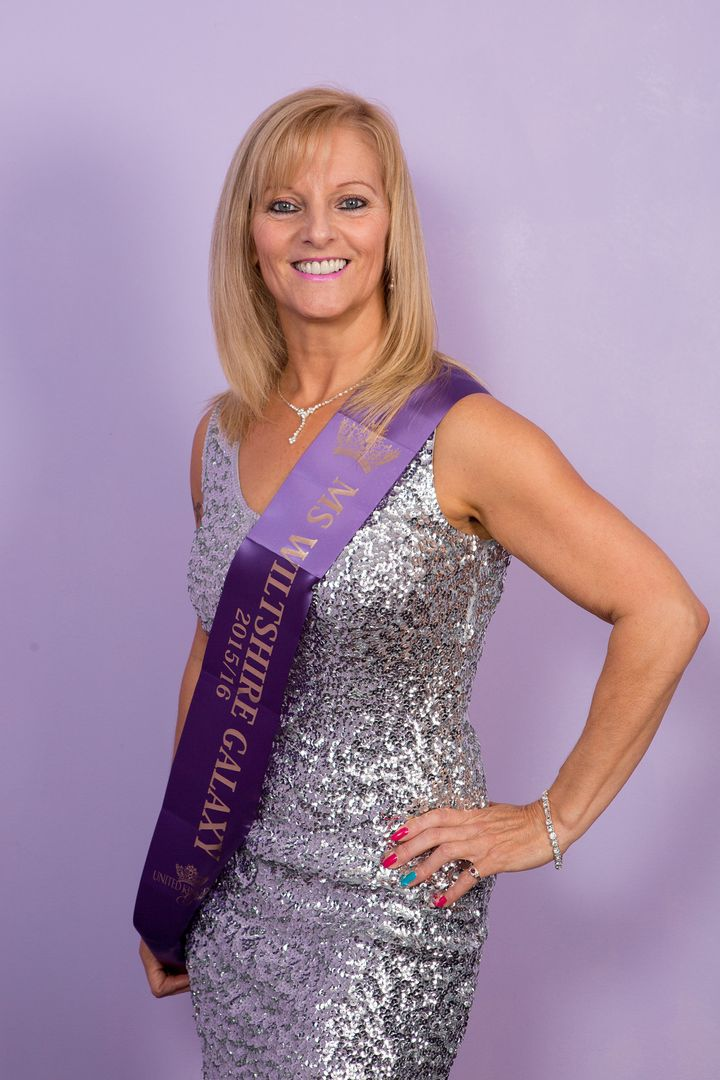 54-Year-Old Pageant Grandma Hopes To Take The Crown In Her