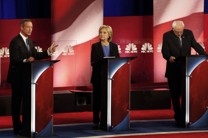 The fourth democratic debate, hosted by NBC, brought in a 7.2 household rating, according to preliminary Nielsen ratings.