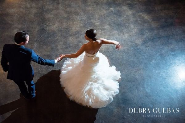 """Jackie and Adam and were married at Ma Maison outside of Austin, Texas."" -  Brass Tacks Events"