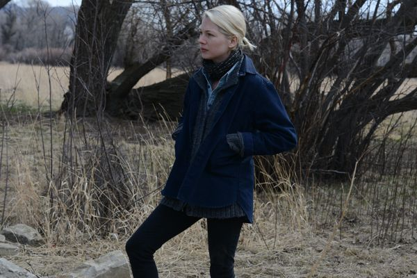 <i>Written and directed by Kelly Reichardt &bull;&nbsp;Starring Michelle Williams, Laura Dern, Kristen Stewart, Jared Harris