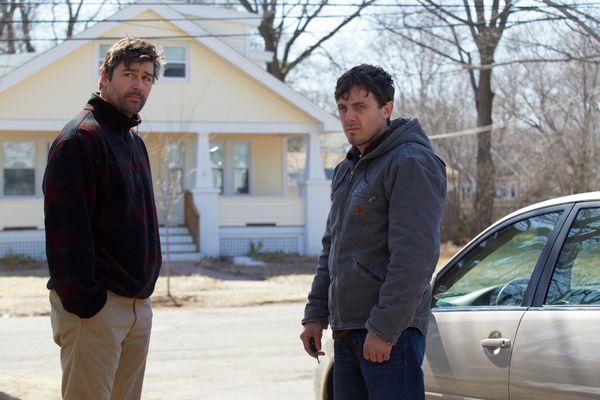 <i>Written and directedby Kenneth Lonergan •</i><i>Starring Casey Affleck, Kyle Chandler and Michelle Willia