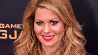 NEW YORK, NY - NOVEMBER 18:  Candace Cameron attends the 'The Hunger Games: Mockingjay- Part 2' New York premiere at AMC Loews Lincoln Square 13 theater on November 18, 2015 in New York City.  (Photo by James Devaney/Getty Images)