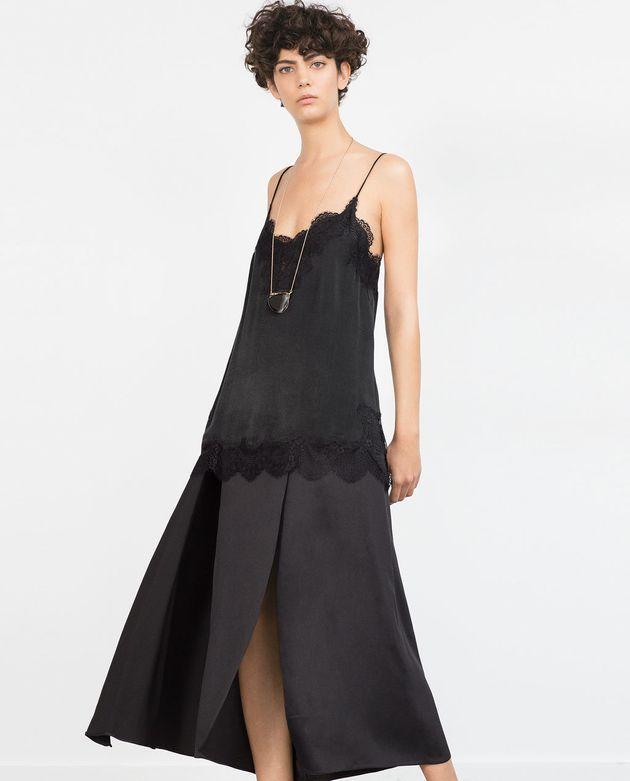 Zara Lace Camisole Top,