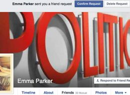 Fake Politico Reporter Is Facebook Friends With Lots Of Journalists