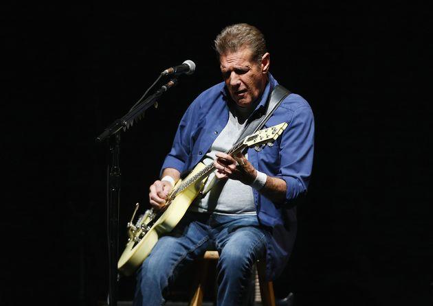 Glenn Frey performing live in Sydney, Australia on May 2,