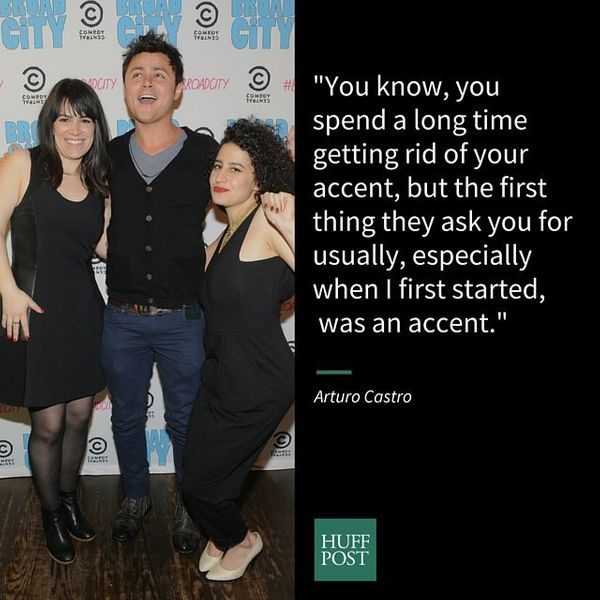 """""""Broad City"""" star Arturo Castro didn't just get frank about what the casting process is like for Latino actors in Hollywood -"""