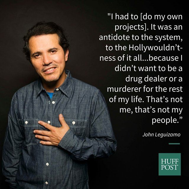 John Leguizamo has made a name for himself on-stage with autobiographical productions like his one-man show turned HBO s