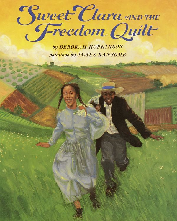 This picture book, written by Deborah Hopkinson and illustrated by James Ransome, tries to present the painful truth about sl