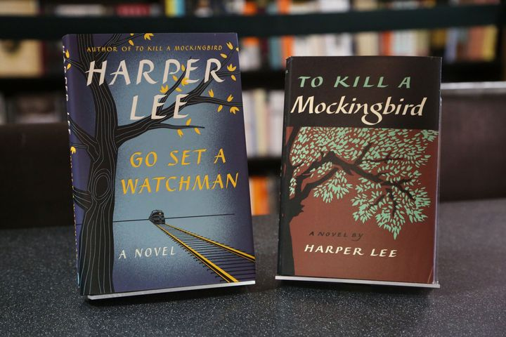 <i>Go Set a Watchman</i> was the first novel published by author Harper Lee in 55 years, after <i>To Kill a Mockingbird</i> w