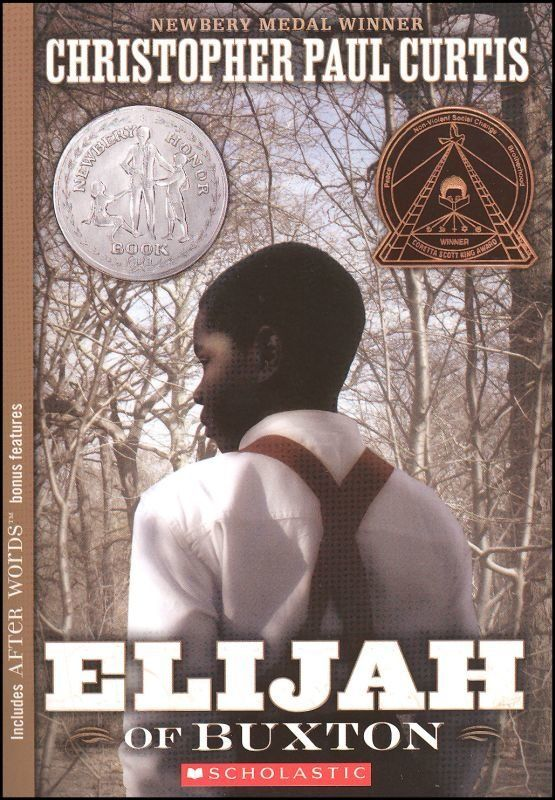 The protagonist of Christopher Paul Curtis' <i>Elijah of Buxton </i>is the first person born free in a small community o