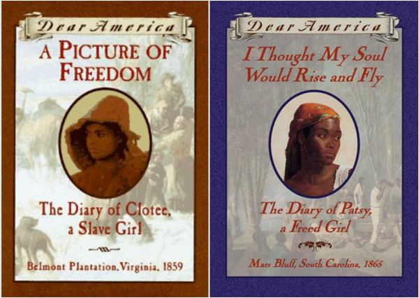 The <i>Dear America</i> diaries might seem a little kitschy, but they offer an entire narrative from the viewpoint of a young