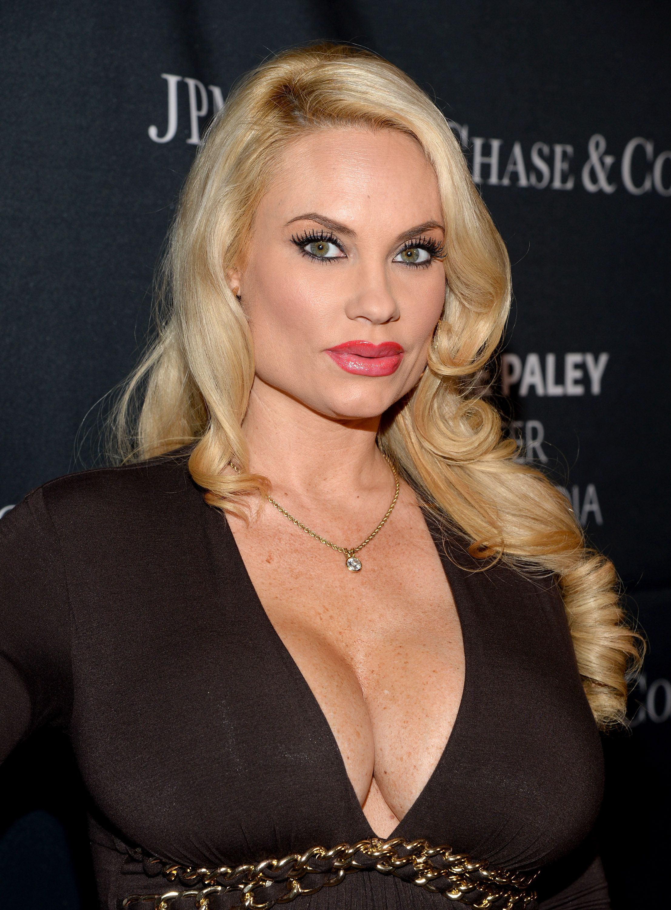LOS ANGELES, CA - OCTOBER 26:  Coco Austin attends the Paley Center For Media's Hollywood Tribute To African-American Achievements in Television, Presented by JPMorgan & Co. on October 26, 2015 in Los Angeles, California.  (Photo by Michael Kovac/Getty Images for Paley Center For Media)