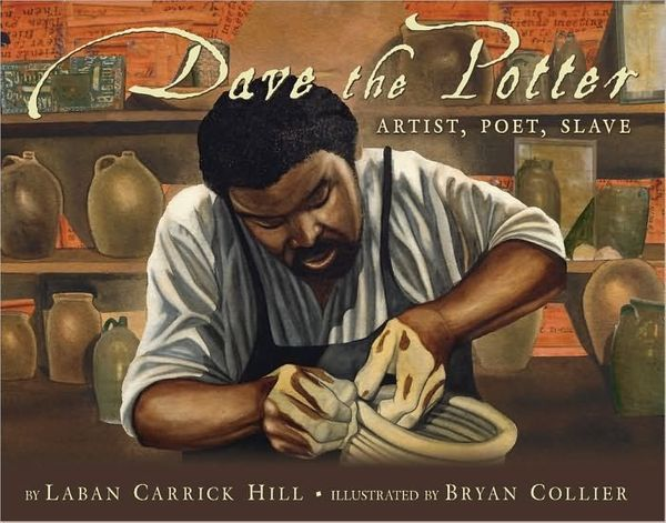 David Drake was a real artist who lived in slavery in South Carolina; he died not long after Emancipation. But he left behind