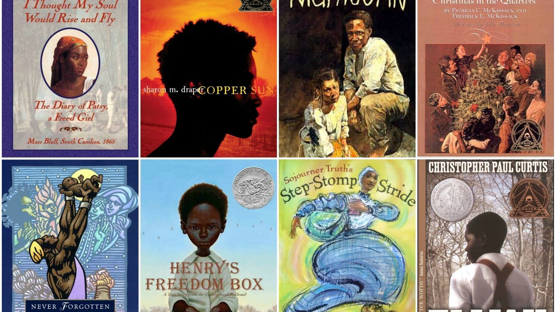 13 Honest Books About Slavery Young People Should Actually