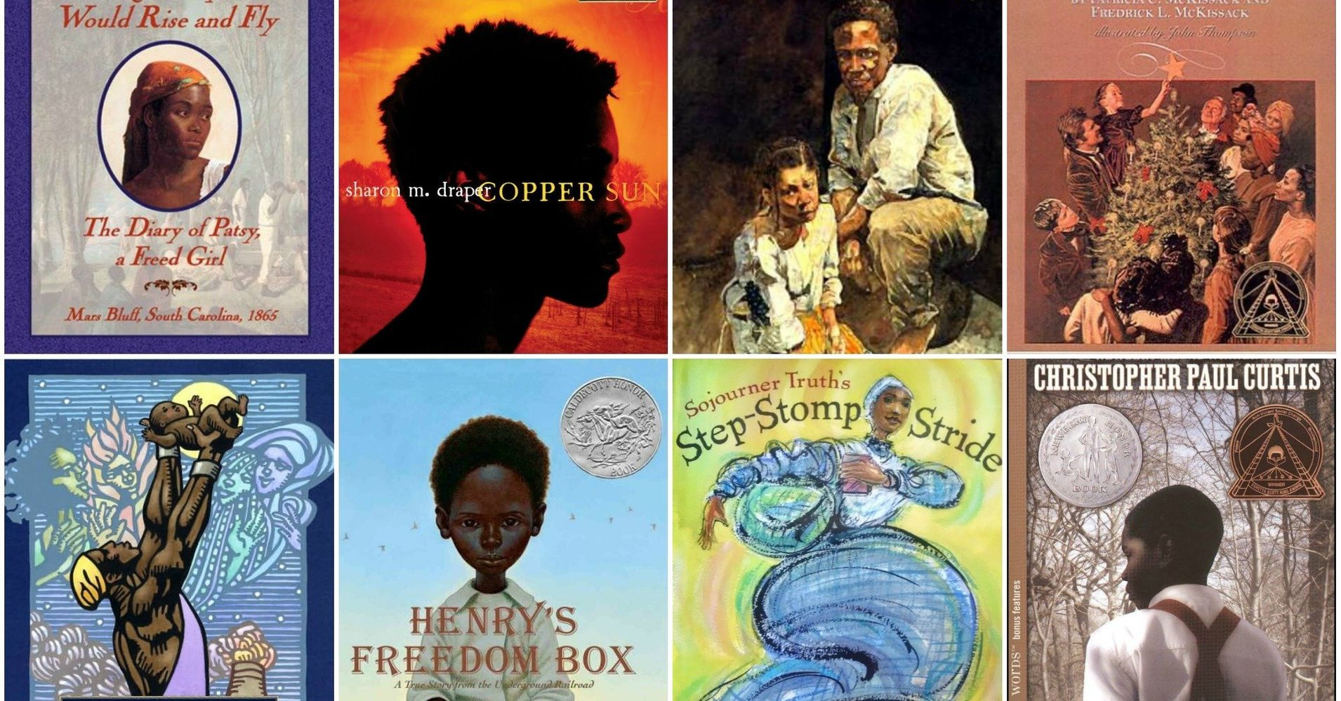 13 Honest Books About Slavery Young People Should Actually Read